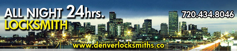 LOCKSMITH CERRAJERO COLORADO!